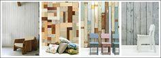 Scrapwood Wallpaper by Piet Hein Eek, beautiful wood imitation Look Wallpaper, Reclaimed Timber, Decoration, Design Inspiration, Curtains, Wood, Interior, Furniture, Home Decor