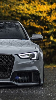 This is definitely my dream car. A slate gray Audi - - This is definitely my dream car. A slate gray Audi This is definitely my dream car. A slate gray Audi Audi Rs5, Mercedes Auto, 4 Door Sports Cars, Sport Cars, My Dream Car, Dream Cars, Carros Audi, Volkswagen, Audi A3 Limousine