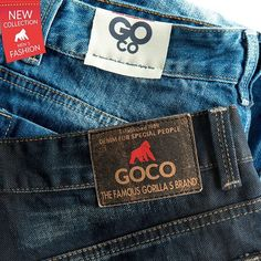 ¿#SabíasQue también tenemos jeans que combinan perfectamente con tus #PolosGoCo? Encuéntralos en nuestras tiendas de Envigado, Guayabal, Laureles y Bucaramanga #BeGoCo