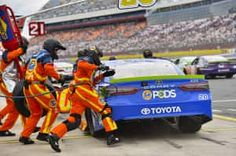 #Fashion_News     Are You Fit Enough To Cut It As A NASCAR Pit Crew Member? (Spoiler Alert: No) NASCAR is the subject of a bizarre debate: should car racing be considered a sport? On one side you have people unfamiliar with racing (and even casual fans) who deride or dismiss it as a bunch of good... Via #Learnfromnazrul
