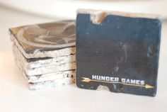 The Hunger Games Coaster set