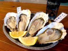 中目黒高架下の最注目店NODOGUROYA KAKIEMON宮城三陸産牡蠣のハイカジ立ち呑み酒場