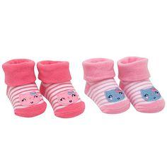 Gerber 2-pk. Baby Socks - Girl - JCPenney 3063b0e77c37