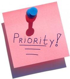 Acomodando prioridades nos alcanza el dinero