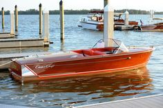 "1959 Chris Craft Capri 18': ""Curio"""