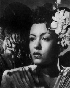 """Billie Holiday (born Eleanora Harris April 7, 1915 – July 17, 1959) was an American jazz singer and songwriter. Nicknamed """"Lady Day"""" by her friend and musical partner Lester Young, Holiday had a seminal influence on jazz and pop singing. Her vocal style, strongly inspired by jazz instrumentalists, pioneered a new way of manipulating phrasing and tempo."""