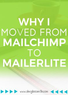 MailerLite blows Mailchimp out of the water in terms of bang for your (free) buck. Get automation, landing pages, and much more with MailerLite. Email Marketing Design, Email Marketing Services, Email Marketing Strategy, Inbound Marketing, Sales And Marketing, Internet Marketing, Marketing Ideas, Content Marketing, Email Campaign