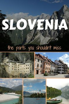 Slovenia is a fantastic country around which to take a road trip. Here are a few spots not to miss in this beautiful, largely unexplored country.
