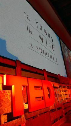 TEDActive stage