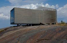Architectuur meets houtbewerking: WISA Wooden Design Hotel