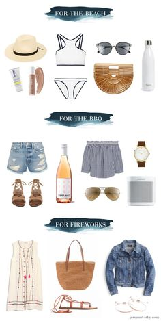 3ac019994b2a Memorial Day Outfit Ideas  summerstyle  summerfashion Cookout Outfit