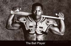 Bo Jackson - Ball Player Poster at AllPosters.com