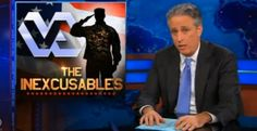 'Motherbleeping Bleep': Jon Stewart Busts Out the Swear Jar to Talk About the Vets Dying at the VA