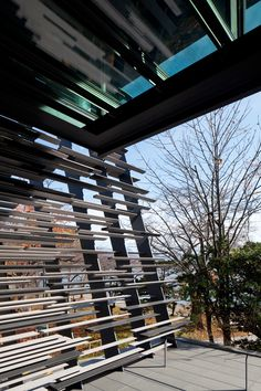 KKAA Kengo Kuma and Associates Architects - Japan; Lake House © by Kai Nakamura Timber Architecture, Residential Architecture, Contemporary Architecture, Architecture Details, Landscape Architecture, Landscape Design, Ancient Architecture, Sustainable Architecture, Koh Chang