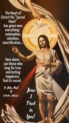 Catholic Quotes, Catholic Prayers, Catholic Art, Spirit Of Truth, Holy Spirit, Jesus Christ Painting, Jesus Art, Blessed Sunday, Blessed Mother