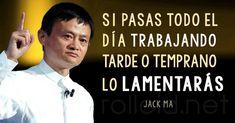 Jack Ma es el fundador del Grupo Alibaba, la compañía con mayor éxito de Asia. Es el primer hombre de negocios Chino que aparece en la portada de la revista Forbes. Este importante empresario, viene de una familia humilde, y ha ejercido distintas profesiones, teniendo sus más y sus menos, sus éxitos y grandes fallos. Pero jamás se rindió. Hoy te traemos susmejores consejos, no sólo para aquellos que quieran tener éxito en sus carreras profesionales, sino para la vida en general. Cómo elegir…
