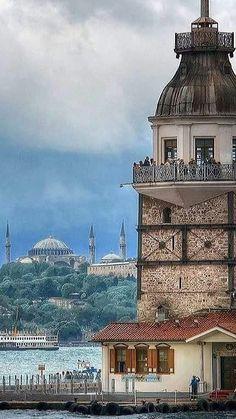 Istanbul Turkey Istanbul Types of … Istanbul Hotels, Istanbul City, Wonderful Places, Beautiful Places, Ancient City, Places To Travel, Places To Visit, Visit Turkey, Hagia Sophia