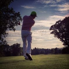Ronan Keating on The Palmer Ryder Cup Course for the Marie Keating Golf Day