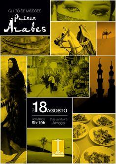 Culto de Missões : Países Árabes
