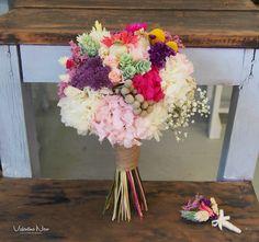 Fresh Flowers, Dried Flowers, Beautiful Flowers, Floral Wedding, Wedding Bouquets, Wedding Flowers, Wedding Dresses, Flower Boutique, Bridal Style