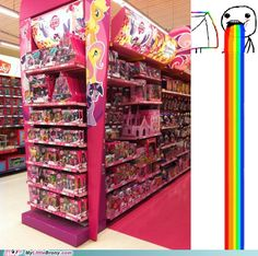 Where is this???? And yes, I still absolutely love toy stores. Guess I just never grew up. :)I need all of that