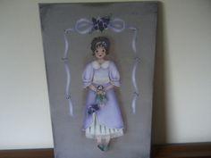 dipinto in acrilico da un progetto dell'artista Ilenia Chiodini