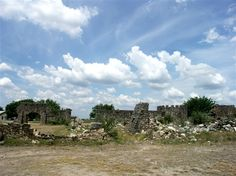 Ruins of Real Presidio de San Saba