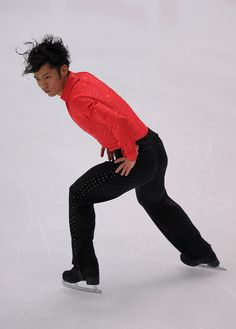 Daisuke Takahashi Photos - Japan Figure Skating Championships - Day 2 - Zimbio