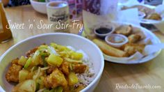 Tin Drum Asia Cafe Sweet and Sour Stir-Fry