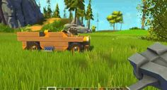 Scrap Mechanic Game for PC Setup