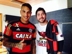 """De olho em situação do Fla, Guerrero projeta estreia na 4ª: """"Está precisando"""" #globoesporte"""