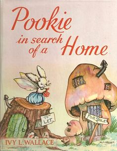 Pookie - such a classic book. I love these Pookie books, so cute.
