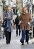Princesses Tatjana and Nora of Liechtenstein in Madrid - 28 November 2013