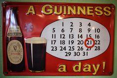 Calender Pints, Guinness, Wedding Day, Pint Glass, Pi Day Wedding, Marriage Anniversary, Wedding Anniversary