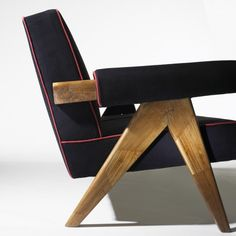 Pierre Jeanneret / armchair from Punjab University, Chandigarh
