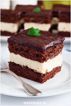 German Desserts, Sugar Rush, No Bake Cake, Tiramisu, Baking Recipes, Cheesecake, Good Food, Sweets, Cooking