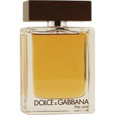 The One By Dolce & Gabbana Edt Spray 3.3 Oz *tester