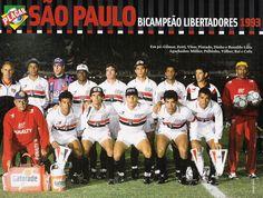 SPFC - Bicampeão Libertadores da América - 1993
