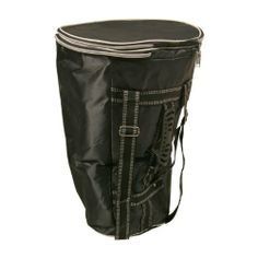 Alexandria Doumbek Nylon Case, Large (Package Of 3) by Mid-East. $93.29. This is a great gig-bag to carry and store you favorite large doumbek. Inside it is 19.5 inches tall, with a base diameter of 8.5 inches and a top diameter of 12.5 inches. They are nylon outside with a soft cloth lining. The lid has a separate zipper pocket to carry a spare head. It has two adjustable shoulder straps and a single hand grip. NOT recommended for ceramic doumbeks. (Package Of 3)