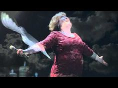 SUSAN BOYLE - Wings to Fly    Are you filled with anxiety today? Do you feel hopeless or discouraged by what is going on in your liife right now- or just maybe the events of the times we live in- our government and it's policies and new rules ... ok then - play this video and close your eyes as she sings this beautiful song... breathe in the goodness you feel as Susan's voice soothes your mind and heart. If need be-replay song. Feel better? Good !