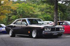 日産 C130 ローレル // 富士 スピードウェイ Nissan C130 Laurel // at Fuji Speedway