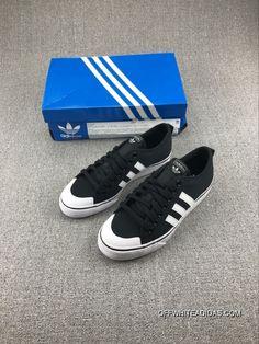 d886622493 Adidas Nizza Low CQ2332 Unixes Athletic Sneakers Casual Shoes Black Online