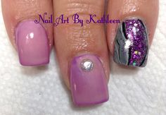 Geode Nail Art
