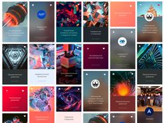 Project Navigator - Сard events by Mike Bespalov for Create Digital