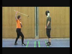 ▶ Bartitsu Basics - Canne Vigny 1.wmv - YouTube