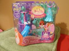 NEW Mattel DISNEY PRINCESS LITTLE KINGDOM MagiClip Fashion Collection ARIEL Doll