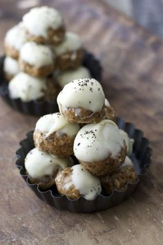 Almond Butter Espresso Balls, the most unbelievably addicting snack ...