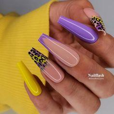 Fancy Nails, Bling Nails, Swag Nails, Neon Green Nails, Neon Nails, Neon Yellow, Stylish Nails, Trendy Nails, Green Nail Designs