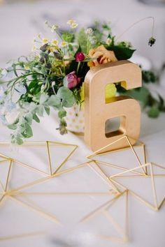 A Colorful Eclectic North Carolina Wedding - Reception Decorations, Wedding Centerpieces, Wedding Table, Wedding 2017, Wedding Day, Table Numbers, Wedding Details, North Carolina, Wedding Invitations