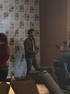 Brett Dalton || SDCC 2015 || #cast
